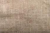 Brown sackcloth. — Stock Photo