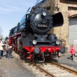 Stock Photo: Steam locomotive Borsig 03 2155-4 (DRG Class 03)