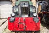 DRG Kleinlokomotive Class I (Gmeinder) — Stock Photo
