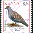 Постер, плакат: KENYA CIRCA 1993: Postage stamp printed in Kenya shows the Spe