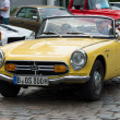 BERLIN - MAY 11: Sports car Honda S800, 26. Oldtimer-Tage Berlin — Foto Stock