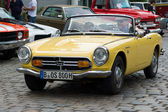 BERLIN - MAY 11: Sports car Honda S800, 26. Oldtimer-Tage Berlin — Stock Photo