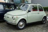 BERLIN - MAY 11: Small car FIAT 500 R, 26. Oldtimer-Tage Berlin- — ストック写真