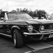 BERLIN - MAY 11: Car Ford Mustang convertible, first generation — Stock Photo #26227871