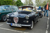 BERLIN - MAY 11: Micro car Goggomobil TS 250 Coupe, 26th Oldtime — Stock Photo