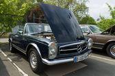 BERLIN - MAY 11: Car Mercedes-Benz W113, 280SL, 26th Oldtimer-Ta — Stock Photo