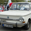 BERLIN - MAY 11: Car NSU Prinz 4, 26th Oldtimer-Tage Berlin-Bran — Stock Photo