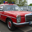 BERLIN - MAY 11: Car Fire Service Mercedes-Benz W114 Station wag — Stock Photo