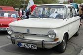 BERLIN - MAY 11: Car NSU Prinz 4, 26th Oldtimer-Tage Berlin-Bran — Stock Photo