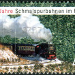 GERMANY - CIRCA 2012: Postage stamps printed in Germany, dedicat — Stock Photo
