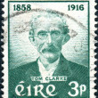 IRELAND - CIRCA 1958: A postage stamp printed in Ireland, dedica — Stock Photo #26907771