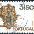 PORTUGAL - CIRCA 1978: A postage stamp printed in Portugal shows — Stock Photo
