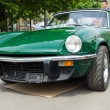 BERLIN - MAY 11: Car Triumph Spitfire, 26th Oldtimer-Tage Berlin — Stock Photo
