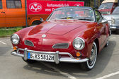 BERLIN - MAY 11: Volkswagen Karmann Ghia, 26. Oldtimer-Tage Berl — Stock fotografie