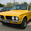 Stock Photo: Car Triumph Dolomite Sprint