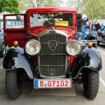 Постер, плакат: BERLIN MAY 11: Car Peugeot 301C 26th Oldtimer Tage Berlin Bra