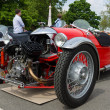 BERLIN - MAY 11: Car Morgan, V-Twin three-wheelers, 26th Oldtime — Stock Photo