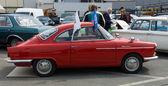 BERLIN - MAY 11: Car NSU Sport Prinz, 26th Oldtimer-Tage Berlin- — Stock Photo