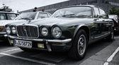 BERLIN - MAY 11: Car Jaguar XJ12 (toning), 26th Oldtimer-Tage Be — Stock Photo