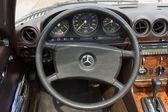 BERLIN - MAY 11: Cab Mercedes-Benz 280 SL (R107), 26th Oldtimer- — Stock Photo