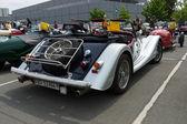BERLIN - MAY 11: Car Morgan Plus 4, rear view, 26th Oldtimer-Tag — Stock Photo