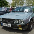 Постер, плакат: BERLIN MAY 11: Sport car Maserati Biturbo Tipo 116 26th Old