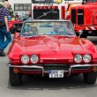 Stock Photo: BERLIN - MAY 11: Sport car Corvette Sting Ray Convertible (C2),