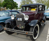 BERLIN - MAY 11: Cars Ford Model A, 26th Oldtimer-Tage Berlin-Br — Stockfoto