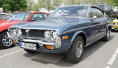 BERLIN - MAY 11: Car Mazda 929 (RX-4) Hardtop, 26th Oldtimer-Tag — Stock Photo