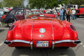 BERLIN - MAY 11: Sport car Chevrolet Corvette (C1), rear view, 2 — Photo