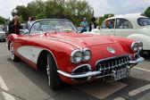 BERLIN - MAY 11: Sport car Chevrolet Corvette (C1), 26th Oldtime — Stock Photo