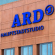 Headquarters - ARD (Consortium of public-law broadcasting institutions of the Federal Republic of Germany) — Stock Photo