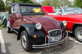 French economy car Citroen 2CV — Stock Photo