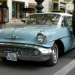 Stock Photo: Cars Oldsmobile Holiday 88