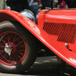 Stock Photo: Jaguar SS 100 Roadster