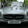 Roadster Mercedes-Benz W198 (300SL) — Stock Photo
