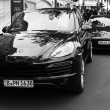 Stock Photo: Cars Porsche Cayenne