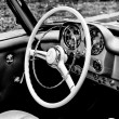 Stock Photo: Cab Roadster Mercedes-Benz W198 (300SL)