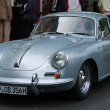 Cars Porsche 356 Turbo — Stock Photo