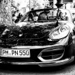 Постер, плакат: Car Porsche Cayman