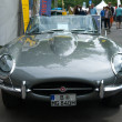 Stok fotoğraf: Sports car Jaguar E-Type Roadster