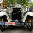 The Hispano-Suiza H6B Million-Guiet Dual-Cowl Phaeton 1924 — Stock Photo