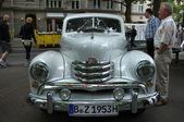 Cars Opel Kapitan in 1951 — Stock Photo