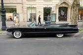 Cars Cadillac Sedan de Ville — Stock Photo