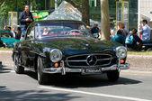 The sports car Mercedes-Benz 190SL — Stock Photo