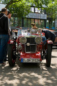 Cars MG L-type — ストック写真