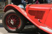 The Jaguar SS 100 Roadster — Stock Photo