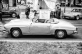 Roadster Mercedes-Benz W198 (300SL) — Foto Stock