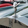BERLIN - MAY 11: The emblem of Rolls-Royce, Spirit of Ecstasy, 2 — Stock Photo