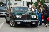 BERLIN - MAY 11: British luxury car Rolls-Royce Silver Shadow II — 图库照片